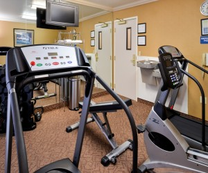 Comfort Inn Castro Valley - Fitness Room